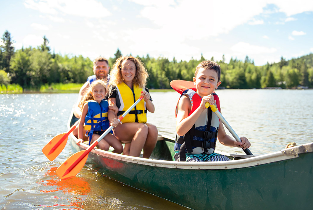 Active Family Fun At Every Age