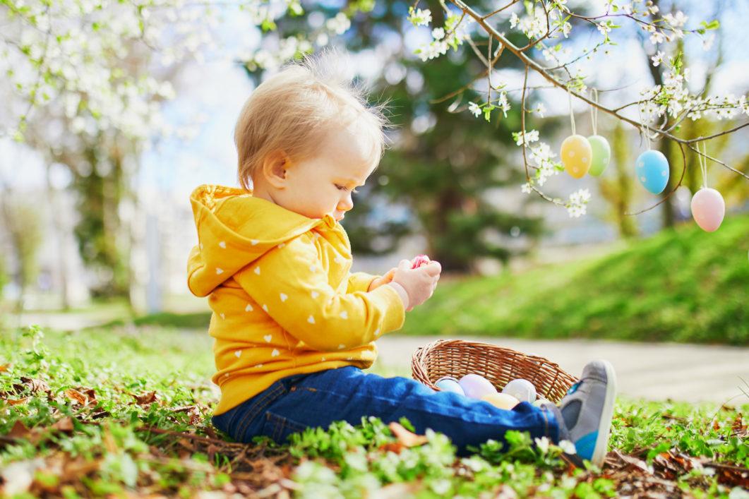 Heartland Easter Egg Hunt…..Naturally!