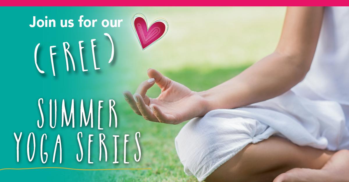 Free Summer Yoga Series